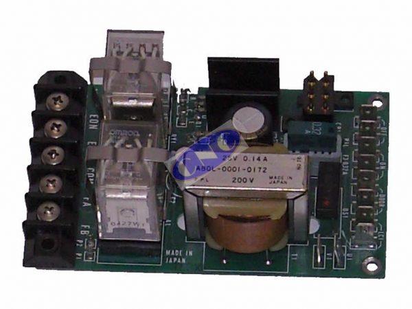 A20B-0007-0340 input unit pcb