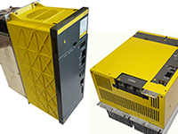 Fanuc power supply alarm